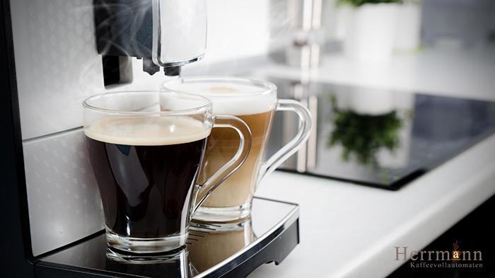 Kaffeevollautomaten Pflege